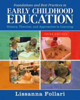 Omslag - Foundations and Best Practices in Early Childhood Education