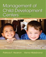 Omslag - Management of Child Development Centers with Enhanced Pearson eText - Access Card Package