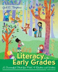 Literacy in the Early Grades with Access Code av Gail E Tompkins (Blandet mediaprodukt)