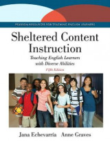 Omslag - Sheltered Content Instruction