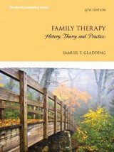 Omslag - Family Therapy with Access Code