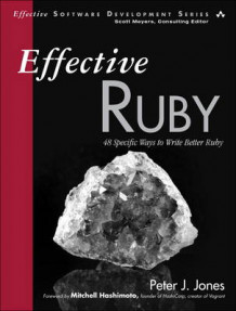 Effective Ruby av Peter J. Jones (Heftet)