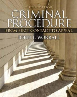 Omslag - Criminal Procedure