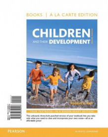 Children and Their Development, Books a la Carte Edition av Robert V Kail (Perm)