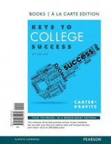 Omslag - Keys to College Success, Student Value Edition