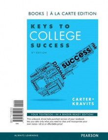 Keys to College Success, Student Value Edition av Carol J Carter og Sarah Lyman Kravits (Perm)