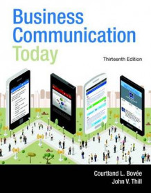 Business Communication Today, Student Value Edition av Courtland L Bovee og John V Thill (Perm)