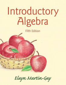 Introductory Algebra Plus New Mymathlab with Pearson Etext -- Access Card Package av Elayn El Martin-Gay (Blandet mediaprodukt)