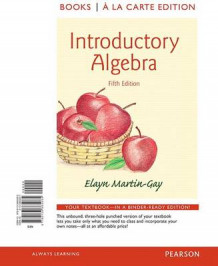 Introductory Algebra, Books a la Carte Edition av Elayn El Martin-Gay (Perm)