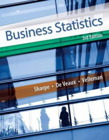 Business Statistics Plus New Mystatlab with Pearson Etext -- Access Card Package av Norean D Sharpe (Blandet mediaprodukt)