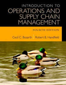 Introduction to Operations and Supply Chain Management av Cecil B. Bozarth og Robert B. Handfield (Innbundet)