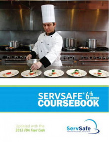 Servsafe Coursebook, Revised with Servsafe Exam Answer Sheet av National Restaurant Association (Heftet)