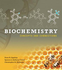Masteringchemistry with Pearson Etext -- Standalone Access Card -- For Biochemistry av Dean R Appling, Spencer R Anthony-Cahill og Christopher K Mathews (Blandet mediaprodukt)