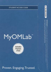 Myomlab with Pearson Etext -- Access Card -- For Introduction to Operations and Supply Chain Management av Cecil B Bozarth og Robert B Handfield (Blandet mediaprodukt)