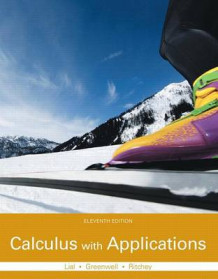 Calculus with Applications Plus Mymathlab with Pearson Etext -- Access Card Package av Margaret L Lial, Raymond N Greenwell og Nathan P Ritchey (Blandet mediaprodukt)