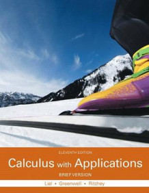 Calculus with Applications, Brief Version Plus Mymathlab with Pearson Etext -- Access Card Package av Margaret L Lial, Raymond N Greenwell og Nathan P Ritchey (Blandet mediaprodukt)