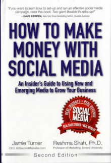 How to Make Money with Social Media av Jamie Turner og Reshma Shah (Innbundet)