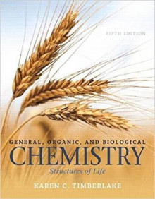 General, Organic, and Biological Chemistry av Karen C Timberlake (Perm)
