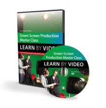 Green Screen Production Master Class av Jeff Foster (DVD-ROM)