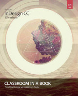 Omslag - Adobe InDesign CC Classroom in a Book (2014 release)