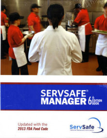 ServSafe Manager, Revised av National Restaurant Association (Heftet)