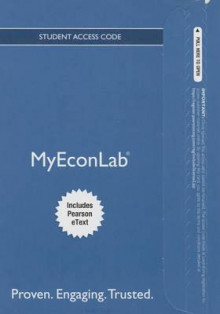 Myeconlab with Pearson Etext -- Access Card -- For Economics Today av Roger LeRoy Miller (Blandet mediaprodukt)