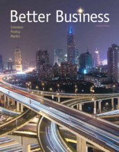 Better Business av Kendall Martin, Mary Anne Poatsy og Michael R. Solomon (Heftet)