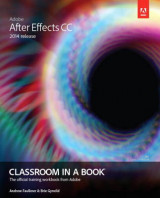 Omslag - Adobe After Effects CC Classroom in a Book (2014 release)
