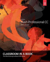 Omslag - Adobe Flash Professional CC Classroom in a Book (2014 release)