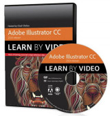 Omslag - Adobe Illustrator CC Learn by Video (2014 release)
