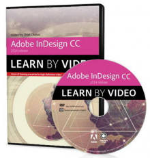 Adobe InDesign CC Learn by Video (2014 Release) av Chad Chelius (DVD-ROM)