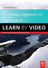 Omslag - Adobe Photoshop Lightroom CC / Lightroom 6 Learn by Video