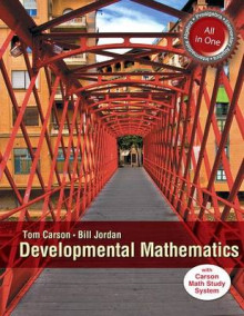 Mymathlab for Carson Developmental Mathematics av Tom Carson og Bill E Jordan (Blandet mediaprodukt)