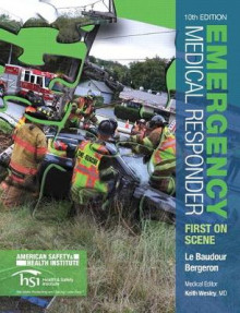 Emergency Medical Responder av Chris Le Baudour (Heftet)