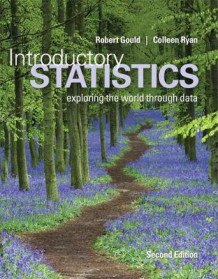 Introductory Statistics Plus Mystatlab with Pearson Etext -- Access Card Package av Robert N Gould og Colleen N Ryan (Blandet mediaprodukt)