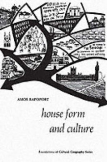 House Form and Culture av Amos Rapoport (Heftet)