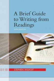 A Brief Guide to Writing from Readings with Access Code av Stephen Wilhoit (Blandet mediaprodukt)