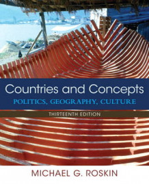 Countries and Concepts av Michael G. Roskin (Heftet)