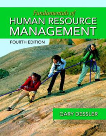 Fundamentals of Human Resource Management Plus Mymanagementlab with Pearson Etext -- Access Card Package av Gary Dessler (Blandet mediaprodukt)