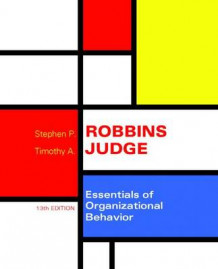 Essentials of Organizational Behavior Plus Mymanagementlab with Pearson Etext -- Access Card Package av Stephen P Robbins og Timothy A Judge (Blandet mediaprodukt)