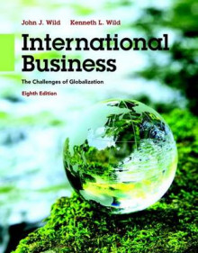 International Business av John J Wild og Kenneth L Wild (Blandet mediaprodukt)