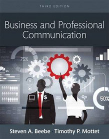 Business and Professional Communication, Books a la Carte av Steven A Beebe og Timothy P Mottet (Perm)
