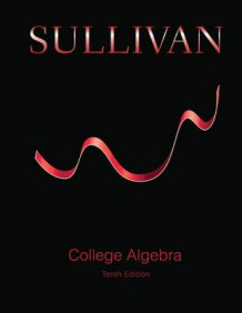 Guided Lecture Notes for College Algebra av Affiliation Michael Sullivan (Perm)