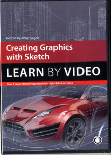 Creating Graphics with Sketch av Amar Sagoo (DVD-ROM)