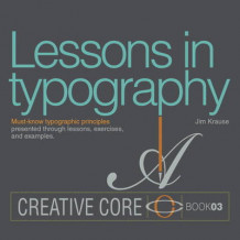 Lessons in Typography av Jim Krause (Heftet)