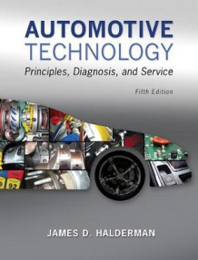 Automotive Technology av James D. Halderman (Heftet)
