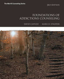 Foundations of Addictions Counseling av David Capuzzi og Mark D. Stauffer (Heftet)