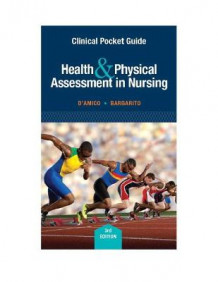 Clinical Pocket Guide for Health & Physical Assessment in Nursing av Donita T. D'Amico og Colleen Barbarito (Heftet)