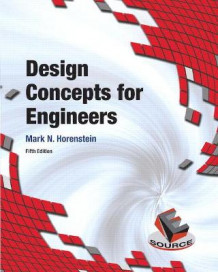 Design Concepts for Engineers av Mark N. Horenstein (Heftet)