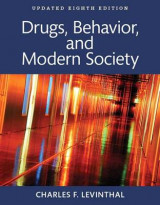 Omslag - Drugs, Behavior, and Modern Society, Books a la Carte